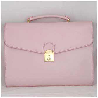 """Женский портфель """"Lady Briefcase"""" (розовый)"""