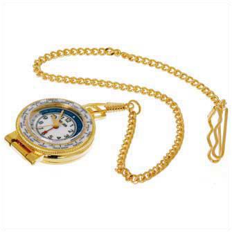 """Часы карманные """"WT Meridien"""" gold"""