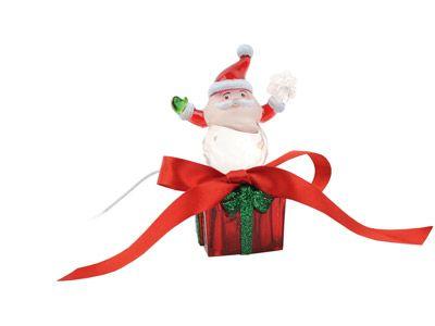 "Cветильник ""Санта Клаус"". При подключении к USB плавно меняет цвета"