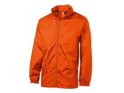 """Ветровка """"Miami"""" мужская с чехлом, цвет оранжевый, размер XL"""