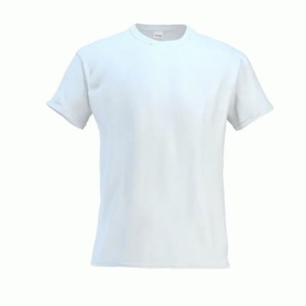 Футболка детская, модель 06 Kids, цвет белый, размер 12 лет