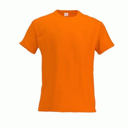 Футболка детская, модель 06 Kids, цвет оранжевый, размер 12 лет