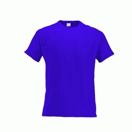 Футболка детская, модель 06 Kids, цвет синий (васильковый), размер 10 лет