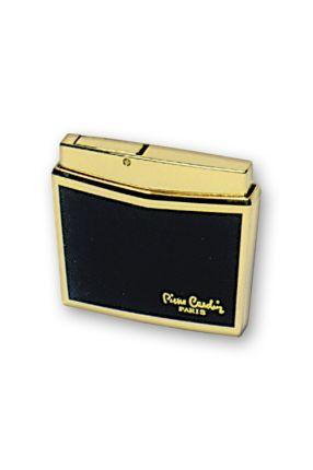 """Зажигалка """"Pierre Cardin"""" газовая пьезо, цвет черный лак с золотом"""